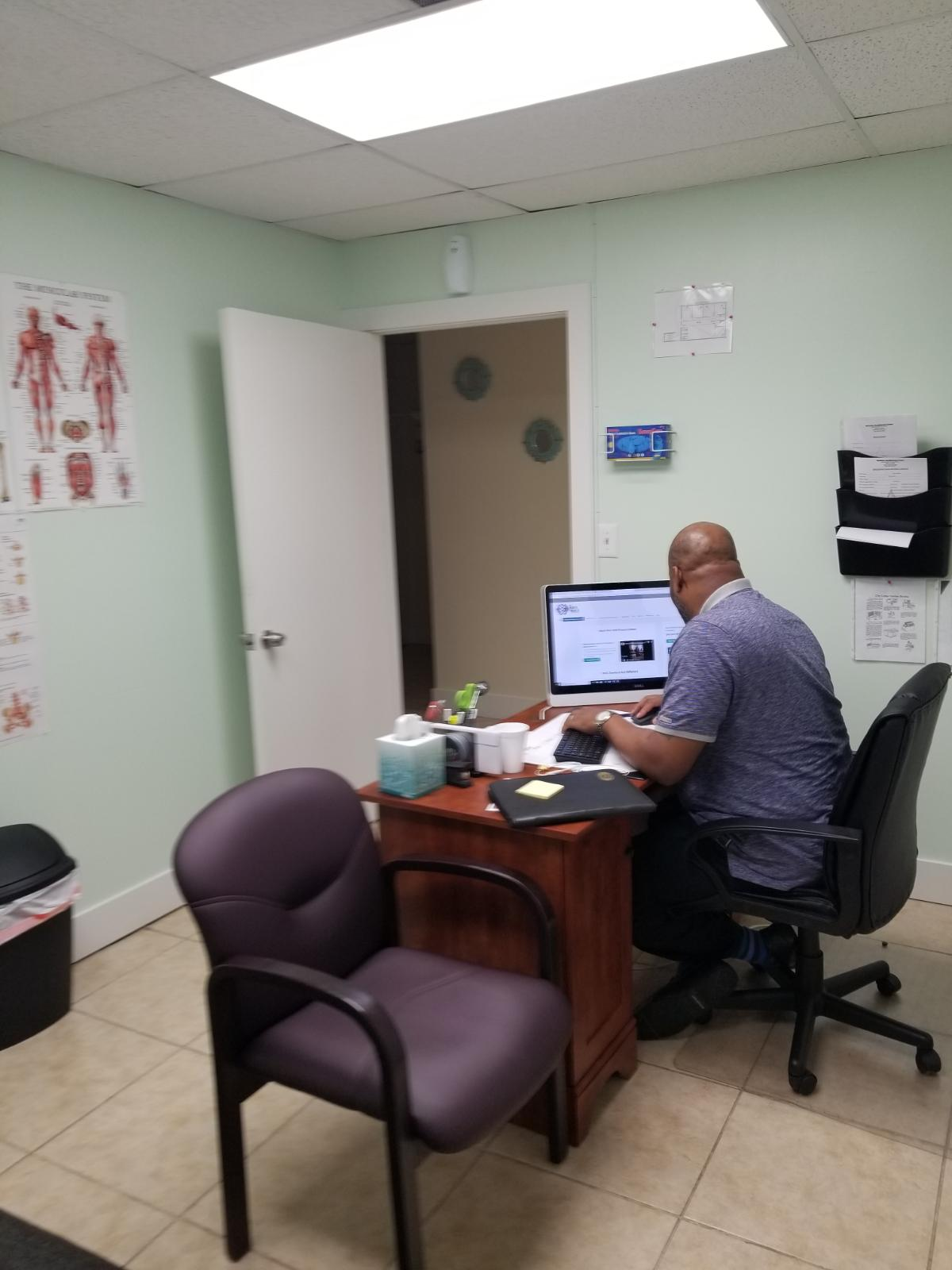 exam room miami